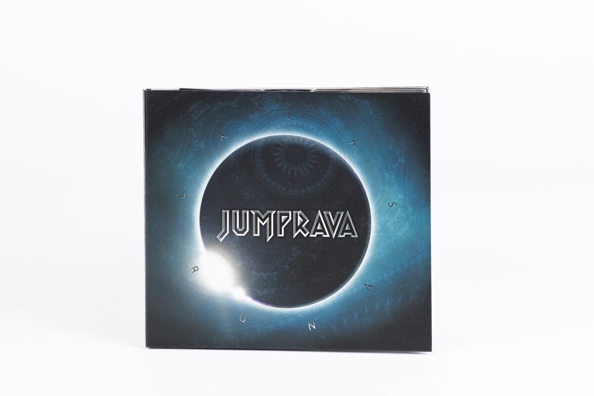 """Jumprava CD """"LAIKS RUNĀ"""""""