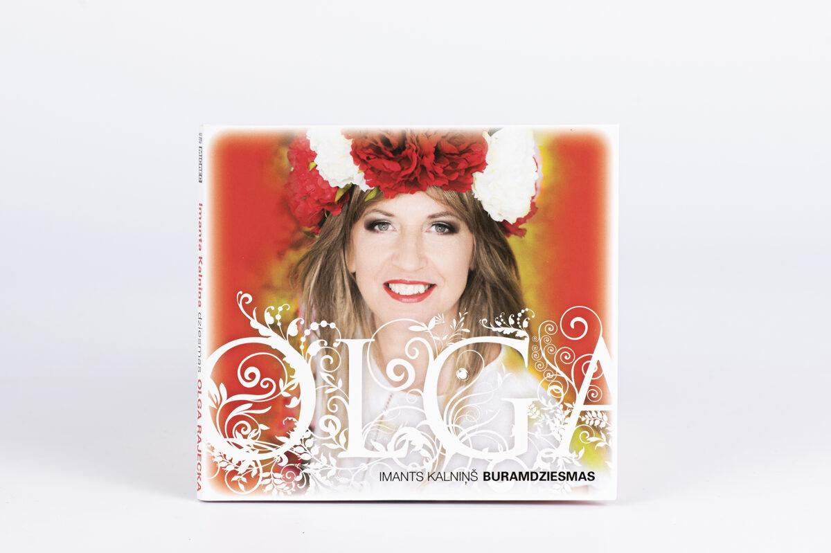 Olgas Rajeckas CD
