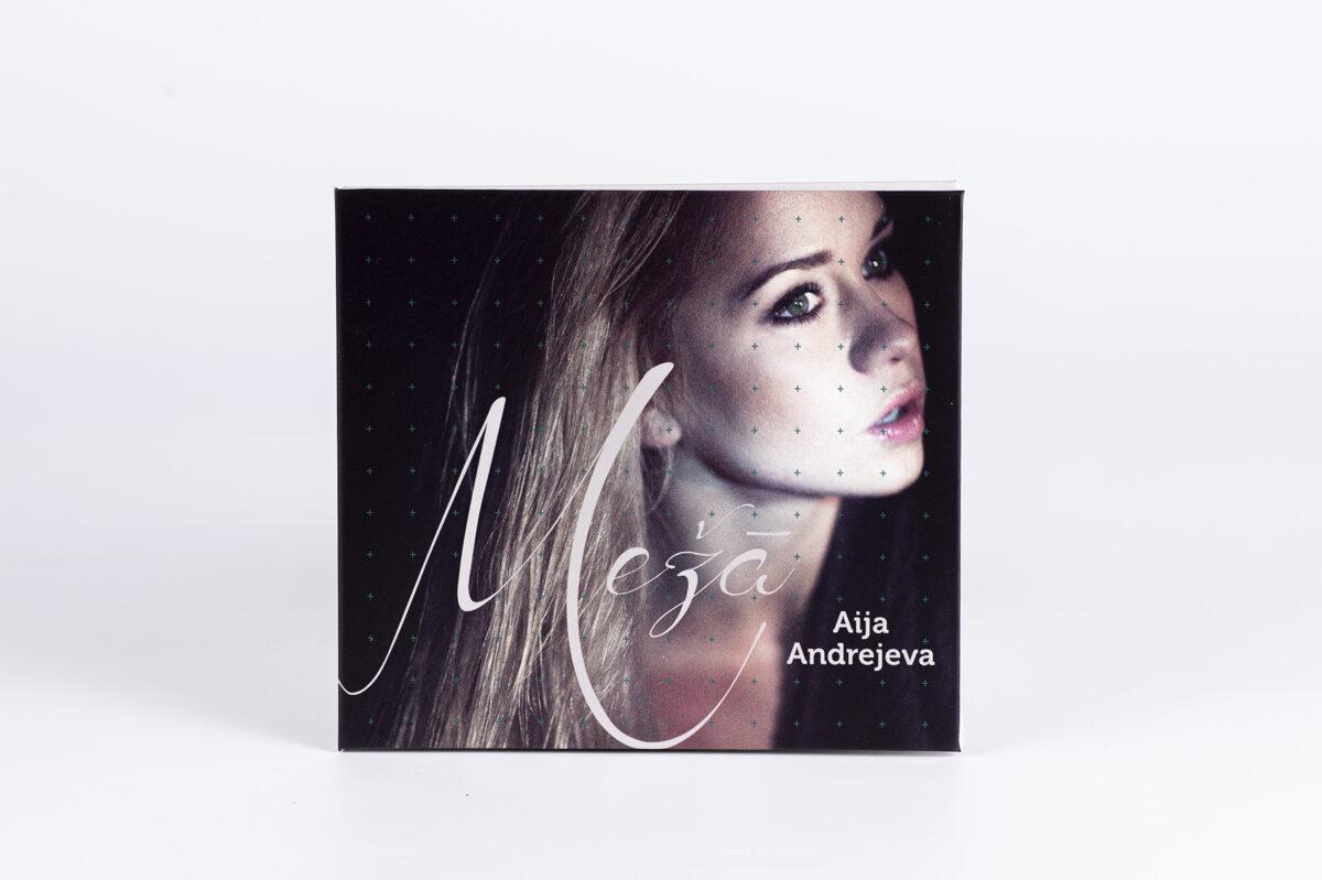 "Aijas Andrejevas CD ""Mežā"""
