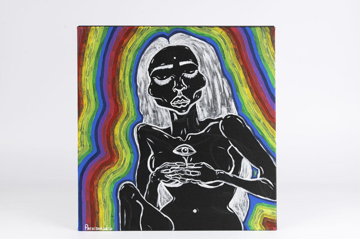 Glezna – anahata – unhurt – unstruck – unbeaten sirds čakras glezniņa