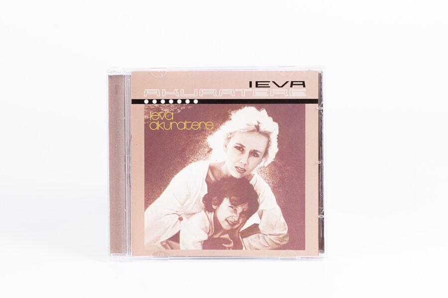 Ievas Akurateres CD