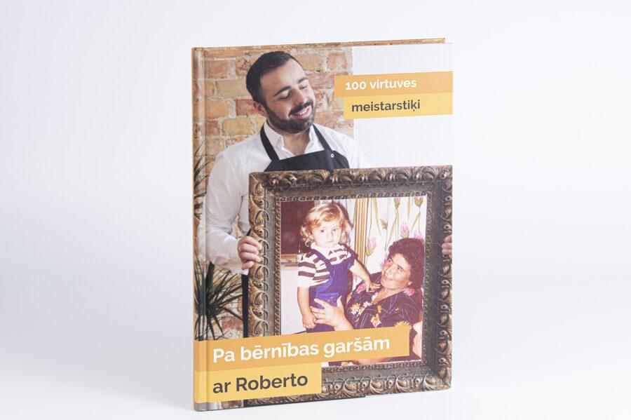 Pa bērnības garšām ar Roberto
