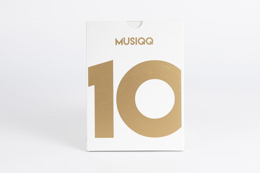 "Musiqq CD ""10"""